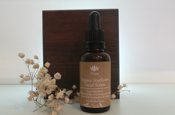 Starflower Firming Facial Serum
